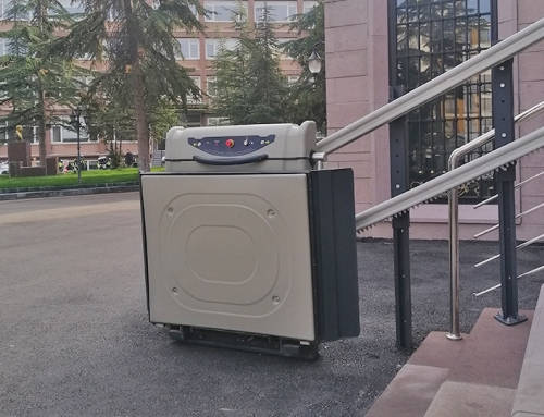 Engelli Asansörü Ankara Valiliği