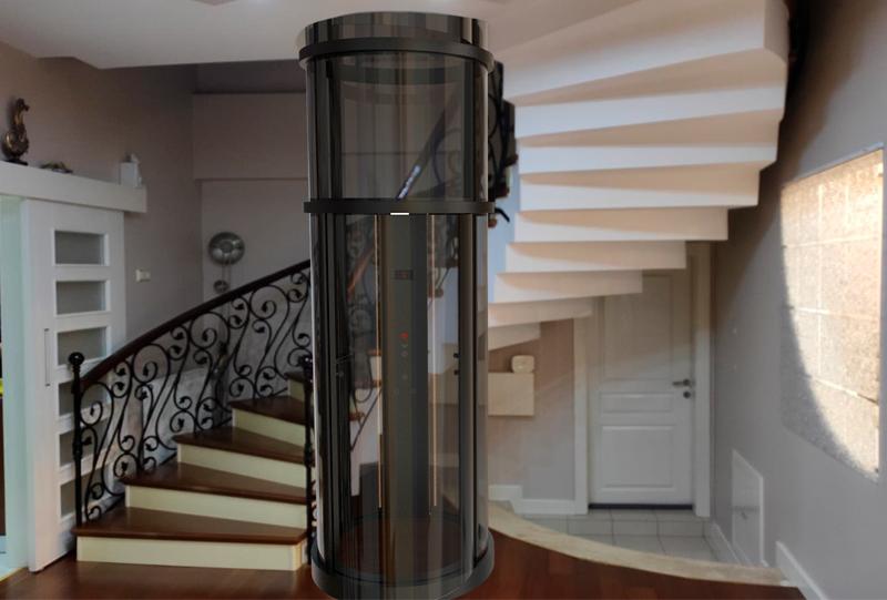 vakum asansör